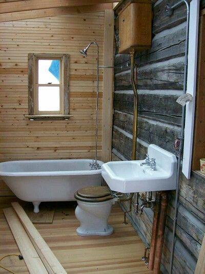 11 Best Pole Barn Bathroom Ideas Images On Pinterest