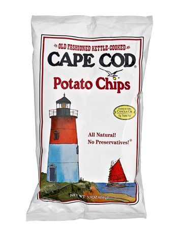 This Hyannis factory has become one of the area's top tourist destinations, with more than 250,00 visitors a year. Cape Cod Potato Chips (capecodchips.com)        - CountryLiving.com