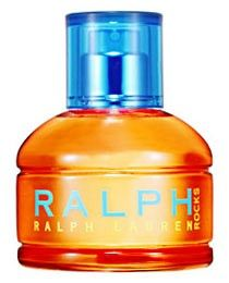 Orange turquoise ralph lauren perfume