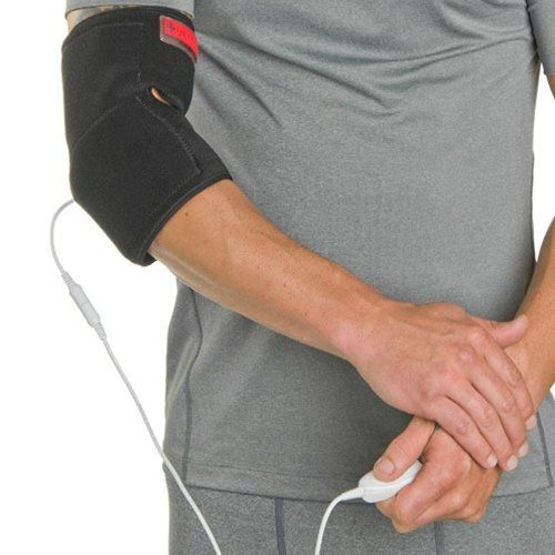 A small but extremely effective device, the Bioflex Universal Elbow Wrap made by Bioflex Medical Magnets, INC is available for just under $20 through HealthProductsforYou and is popular among both sufferers of arthritis and athletes alike.