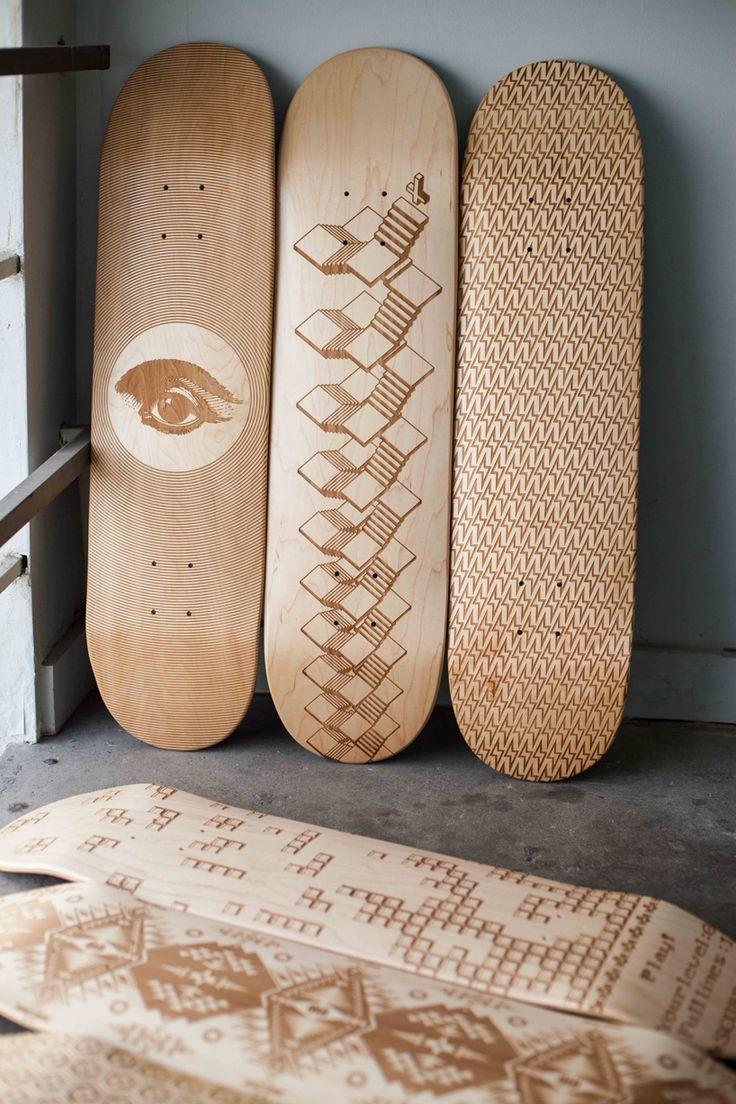 kitchen-laser-engraved-skateboard-decks