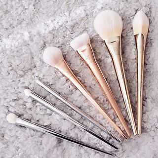 Wash make-up brushes every week. | 17 Beauty Resolutions You Should Definitely Make This Year