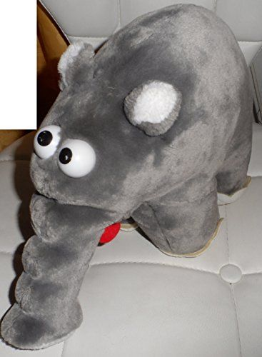 Ottifant Elefant grau von Otto Waalkes ca. 28 cm groß Plüschtier Stofftier Kuscheltier Bavaria Home Style Collection http://www.amazon.de/dp/B00LN0368E/ref=cm_sw_r_pi_dp_KKpVtb00D79J19BC