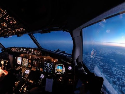 A Year in the Life of a Boeing 737 Pilot - YouTube