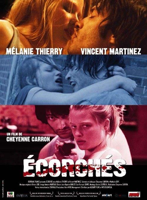 Écorchés, 2005 France; by Cheyenne Carron ; Vincent Martinez, Mélanie Thierry 24-y