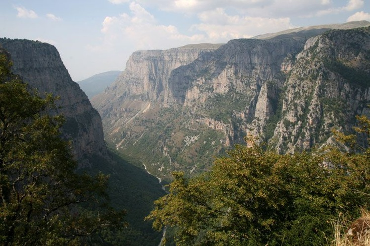 TRAVEL'IN GREECE I Gorges de Vikos - Epirus