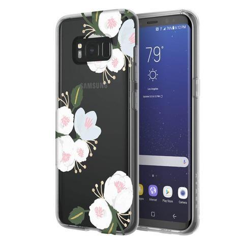 Incipio Design Series Galaxy S8 Plus Case - Cool Blossom