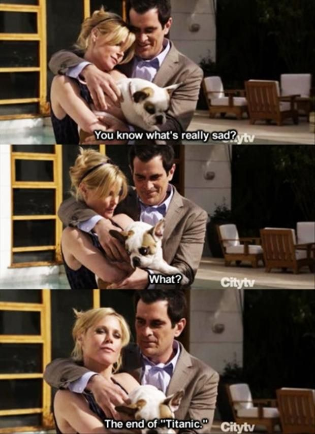 Funny Modern Family Pictures – 35 Pics | Oh, how I love this show !