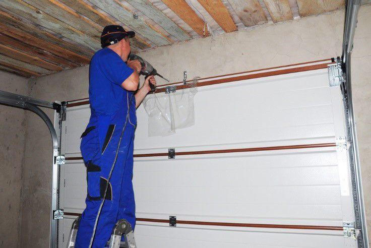 Ahs Knows How Much It Costs To Relace Your Garage Door Find Out Here Garage Door Installation Door Repair Garage Doors
