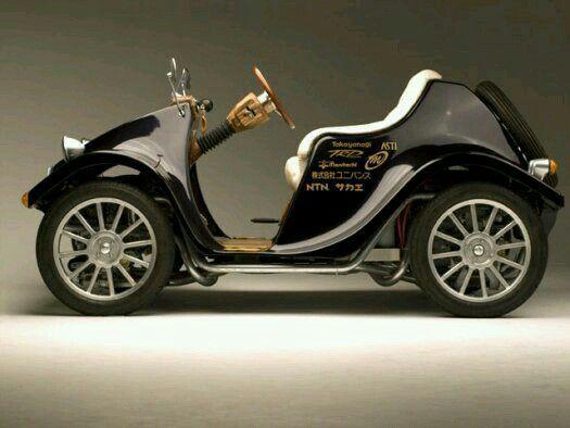 Luxe four wheeler