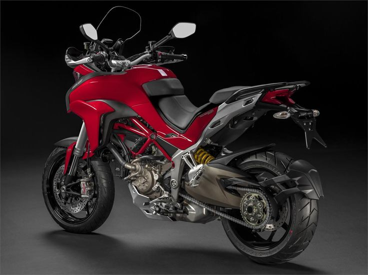 Fotos Ducati Multistrada 1200 2015