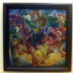 Umberto Boccioni – Elasticità