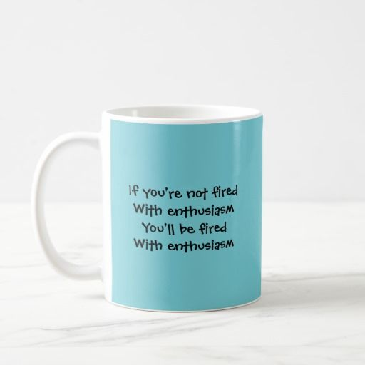 Welcome Mug for new staff or volunteer. HaHa