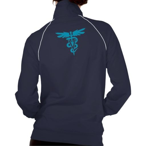 Vet Tech - Veterinary Symbol Jacket Great stylish gift for a veterinary technician