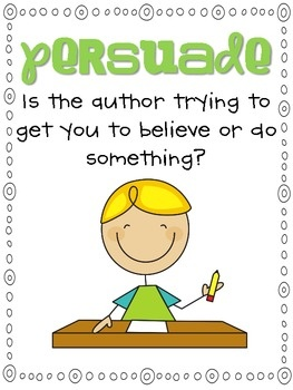 Authors Purpose Activity Packet