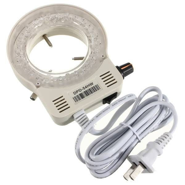 100-AC240V 56 LED Adjustable Ring Lights Illuminator Lamp for STEREO Microscope  Worldwide delivery. Original best quality product for 70% of it's real price. Buying this product is extra profitable, because we have good production source. 1 day products dispatch from warehouse. Fast &...