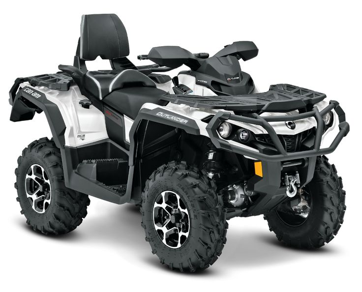 St Boni Motorsports >> Two-Up ATV Riding with Performance Handling: Can-Am ...