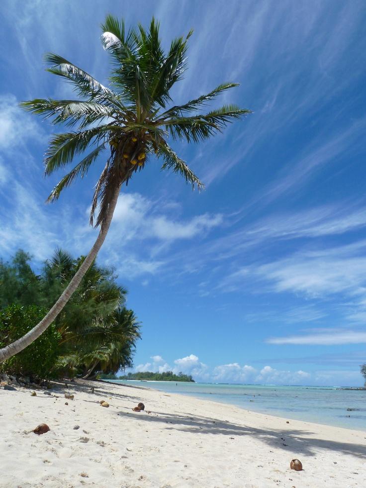 Rarotonga :)