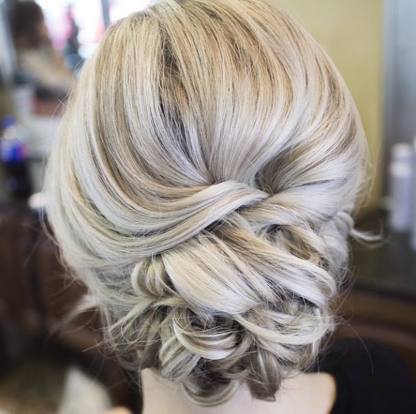 61 besten Brautfrisur Bilder auf Pinterest