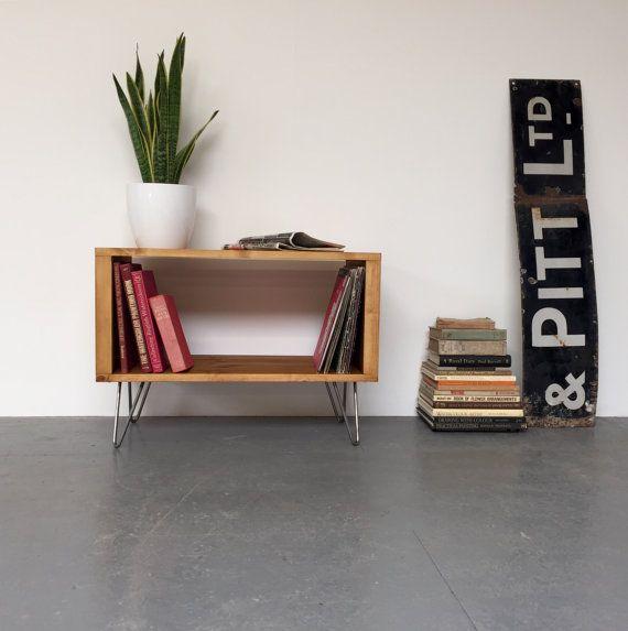 Stanton tourne-disque petit Stand / meuble de rangement vinyle
