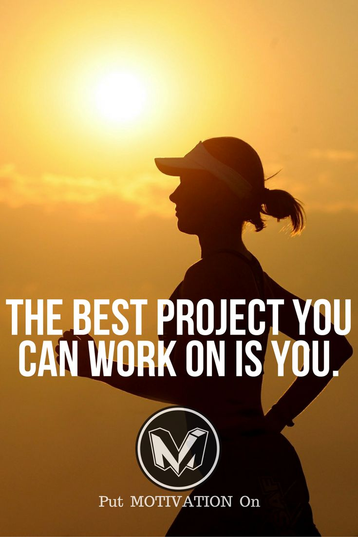 You are your best project Follow all our motivational and inspirational quotes.Follow the link to Get our Motivational and Inspirational Apparel and Home Décor. #quote #quotes #qotd #quoteoftheday #motivation #inspiredaily #inspiration #entrepreneurship # https://www.musclesaurus.com