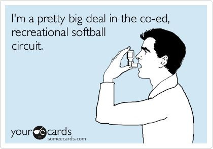 Gallery For > Funny Softball Team Names Coed
