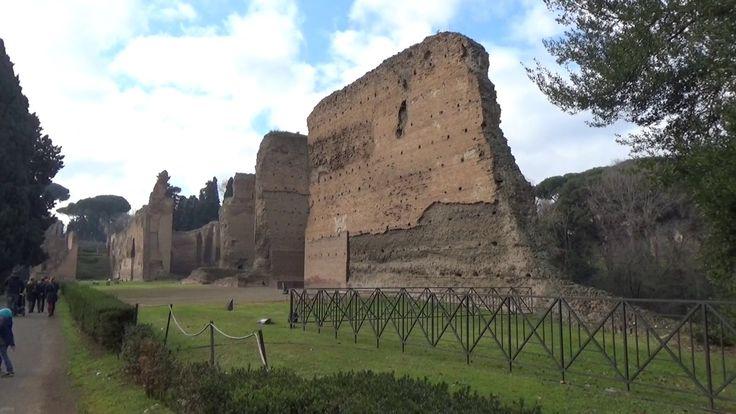 Римские каникулы. Витториано и Термы