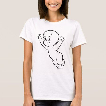 Casper Flying Pose 1 T-Shirt - tap, personalize, buy right now!