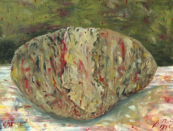 """Horia Bernea - """"Paine"""", 1976"""