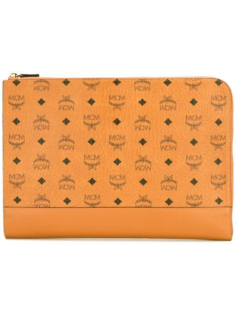 MCM . #mcm #bags #leather #clutch #hand bags #