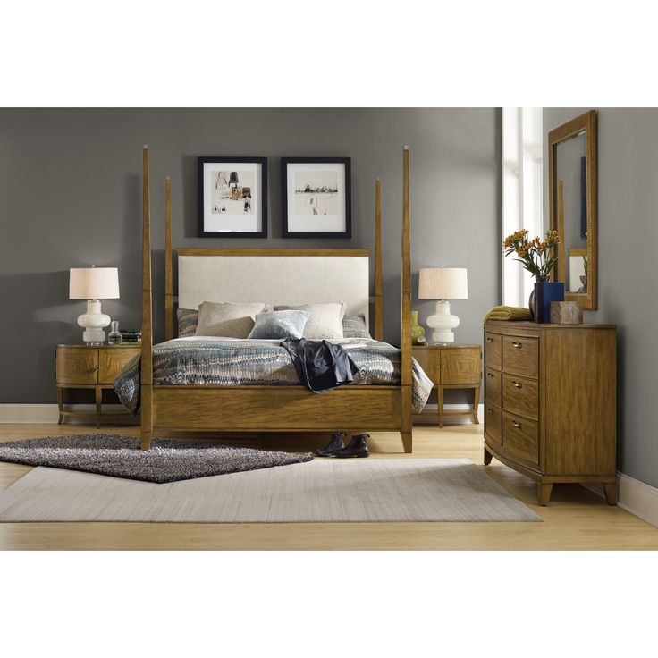 Retropolitan Queen Bedroom Group By Hooker Furniture. Available At  Www.muellerfurniture.com Or
