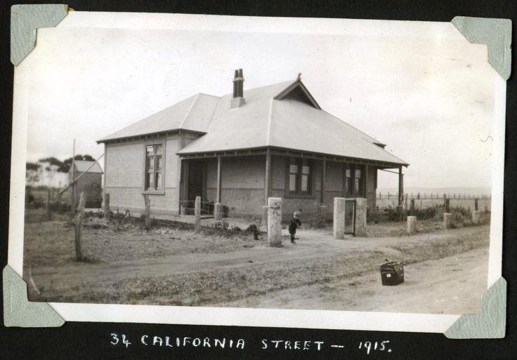 34 California Street, Nailsworth C. 1915