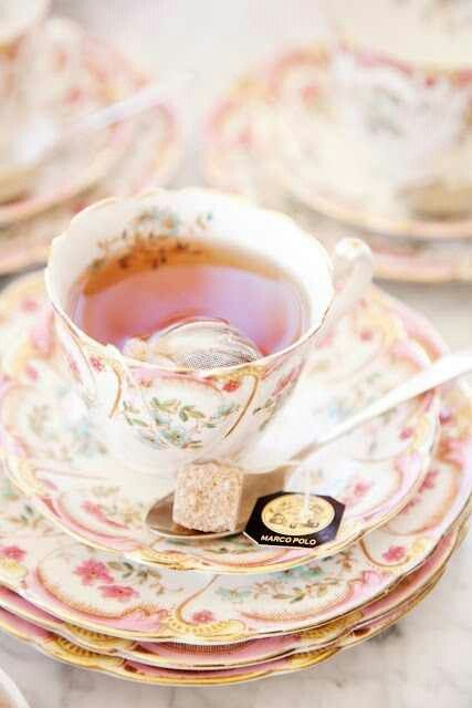 A Vintage Tea                                                       …