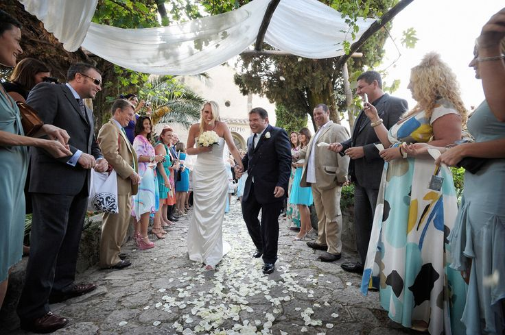 WEDDING IN RAVELLO BY IRA ITEM