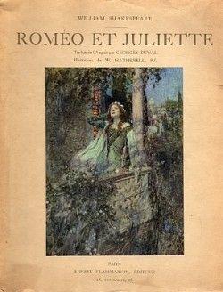 Roméo et Juliette-William Shakespeare