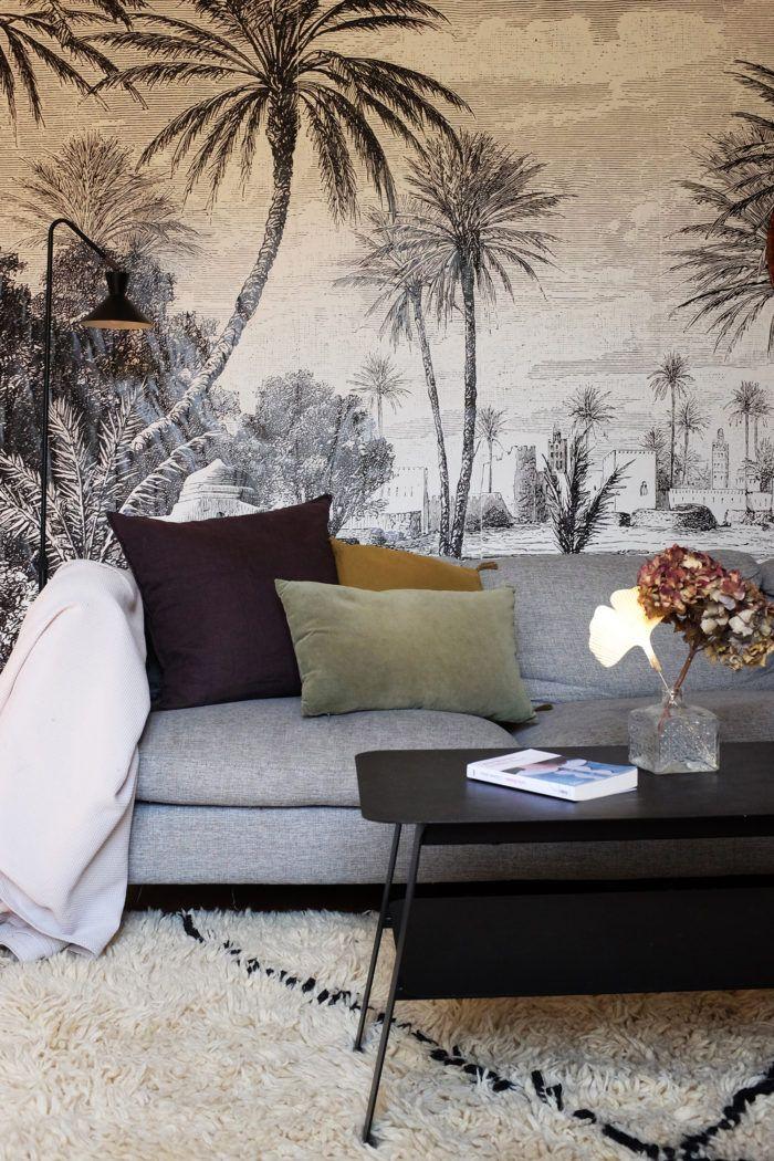 Notre Salon Une Oasis Dans Le Passé Interiors Home Decor