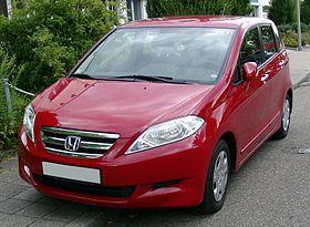 Honda FR-V – 2004