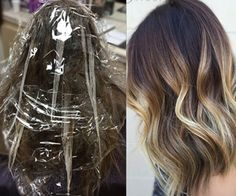 "HOW-TO: Balayage ""Lob and Wob"" ;)"