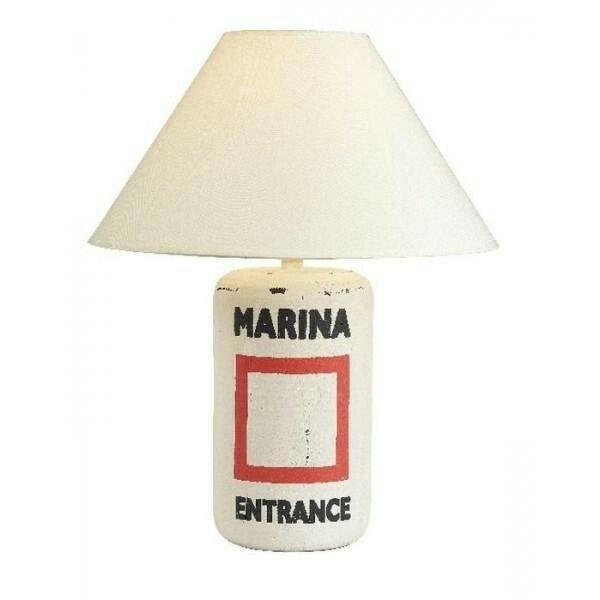 Lamp style marin 'Marina Entrance'  Lámpara estilo marinero 'Marina Entrance'  www.decoratessen.com/fr/  www.decoratessen.com