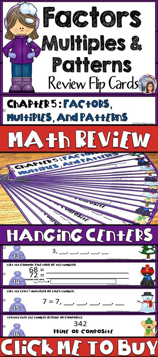 GO Math Chapter 5  4th Grade Math Review Center.