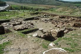 Na fronteira da cidade bíblica de Jerusalém, os arqueólogos descobriram um templo do século XI AC que dizem que ter provas de conflito entre os antigos israelitas, os cananeus e filisteus.