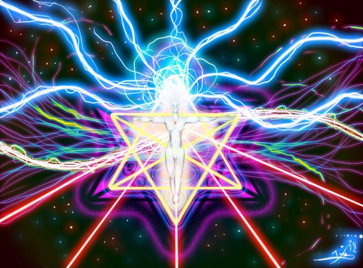 Геометрия как мост к энергии нулевой точки.