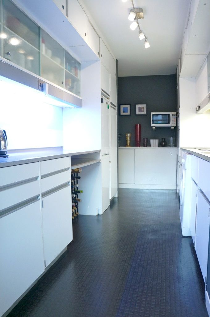 Kitchen — Barbican Flat For Sale