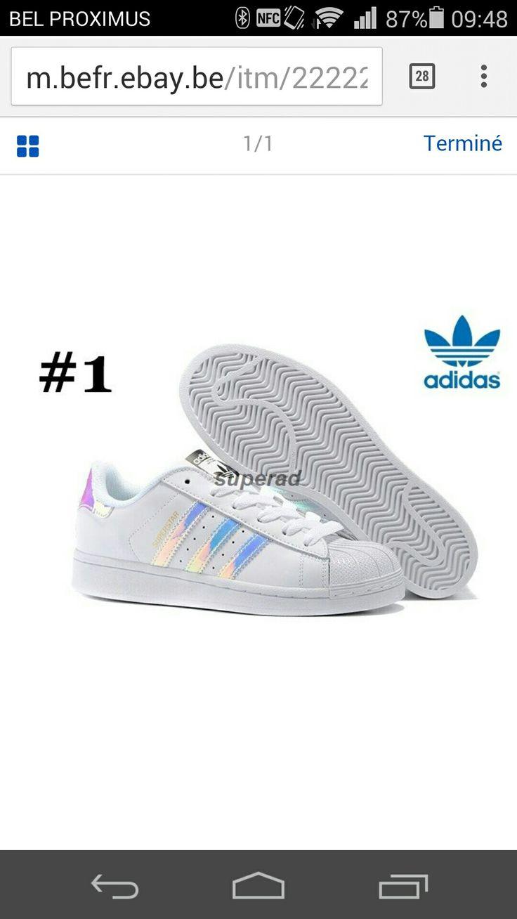 Adidas superstar JW 😍