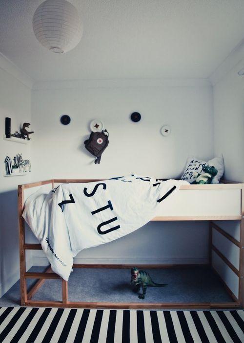Mommo Design Black And White Ikea Hacks For Kids