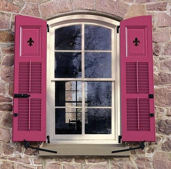 Top 22 Ideas About Exterior Shutters On Pinterest Window