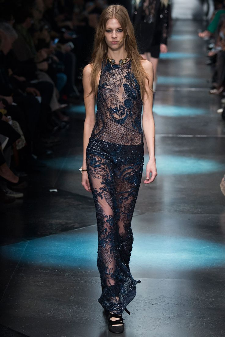 Roberto Cavalli - Fall 2015 Ready-to-Wear - Look 43 of 54