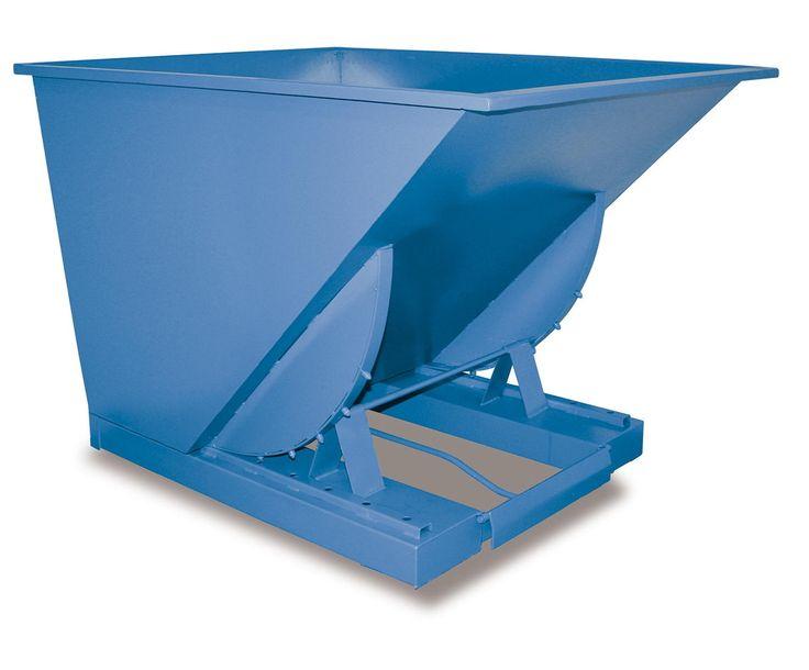 GTARDO.DE:  Selbstkipper für Schüttgut 600 ltr., Tragkraft 2000 kg, Maße 1512 x 860 x 866 mm, Inhalt 600 Ltr 687,00 €