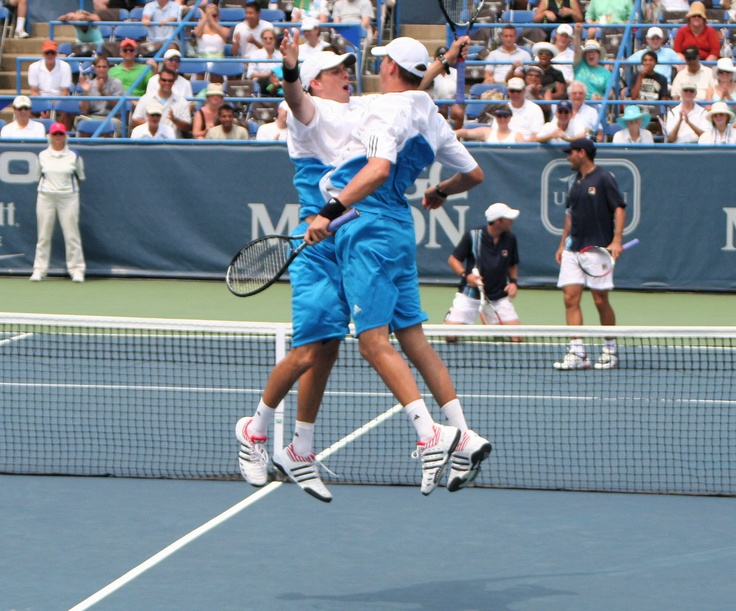 Mike Bryan, Bob Bryan - Gold Medal Men's Doubles Tennis