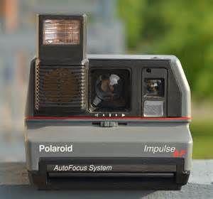 Search Polaroid impulse autofocus camera. Views 215.